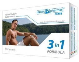 Andropharmia Penis - Prášky na zvětšení penisu