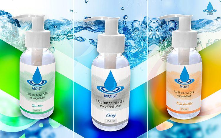 Správný výběr lubrikačního gelu je vstupenkou k extázi