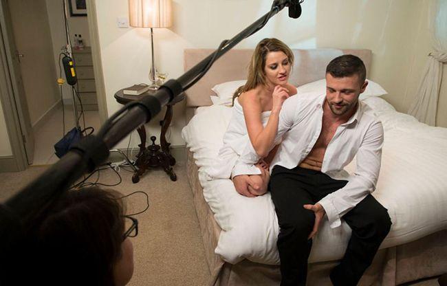 Video s ukázkou análního sexu