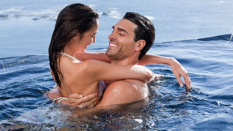 Sex ve vodě - Je lepší sex nebo horší?