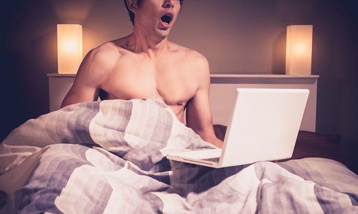 Techniky mužské masturbace
