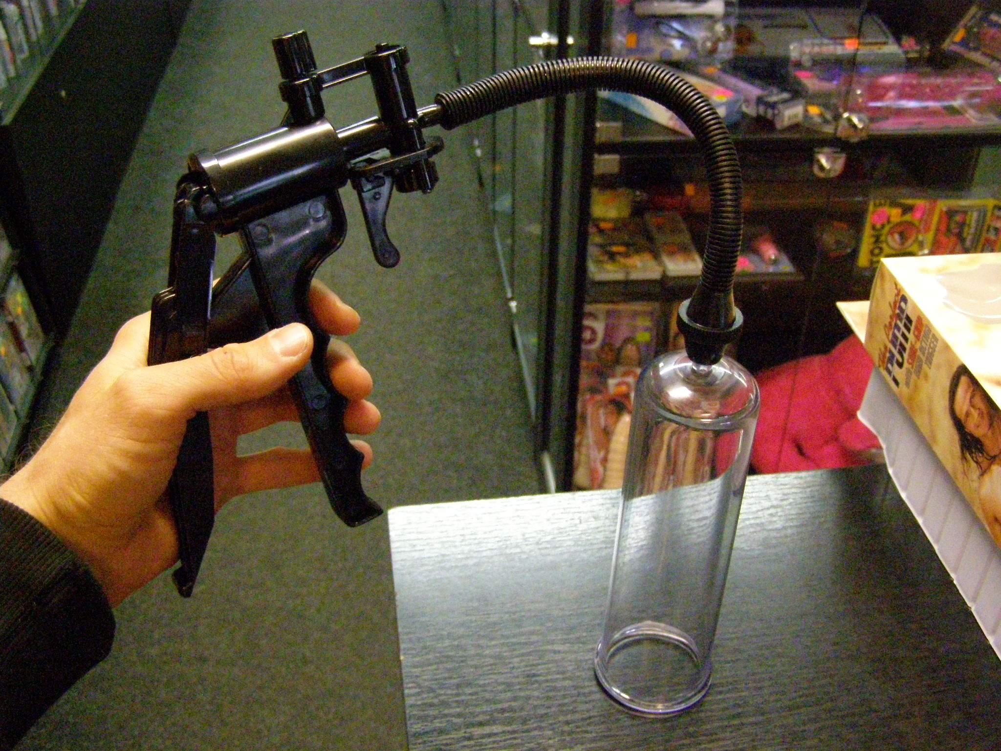 Vakuová pumpa Perfect - 2
