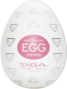 Vibrační vajíčko - Tenga Egg Stepper