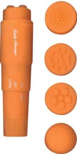 Vibrátor na klitoris Funny Orange